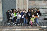 """Messina, studenti del """"Boer Verona Trento"""" guidano ciechi e ipovedenti tra le bellezze del Duomo"""