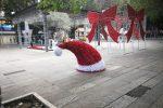 Messina, via il tendone: ecco com'è adesso piazza Cairoli - Foto