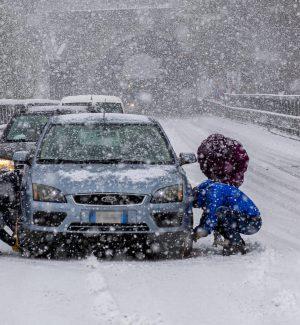 Maltempo, nel weekend freddo e neve: piogge su Sicilia e Calabria