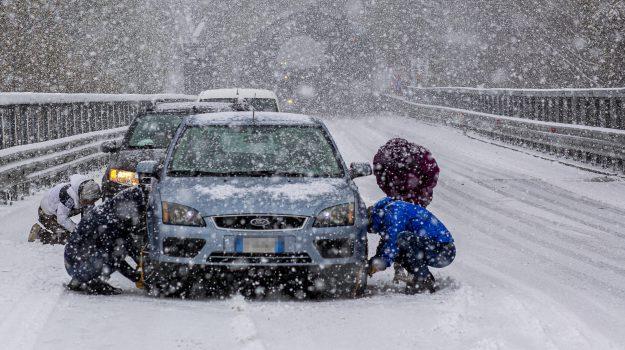 maltempo, neve, previsioni, Sicilia, Meteo