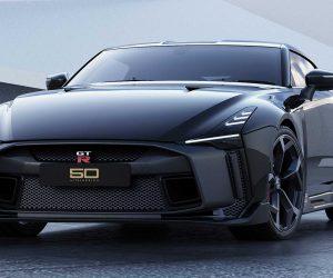 Nissan, una GT-R50 firmata Italdesign in arrivo nel 2020