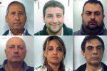 """'Ndrangheta di Monasterace, appello per il processo """"Confine 2"""": nomi e foto"""