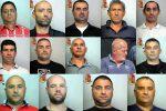 Armi e droga fra Siderno e Locri: 25 condanne ma cadono le accuse più gravi - Nomi e foto