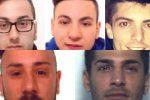 La droga di Messina a Patti, Gioiosa Marea e Barcellona: nomi e foto dei giovanissimi arrestati