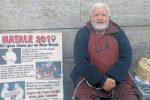 A Cosenza Padre Bisceglie chiede aiuti per i poveri, in tanti chiedono un sostegno