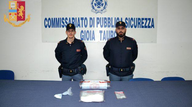 cocaina, droga, polizia, polizia penitenziaria, Reggio, Calabria, Cronaca
