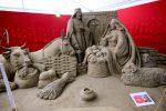 Presepe di sabbia, un flop di Natale a Catanzaro: numeri al di sotto delle attese