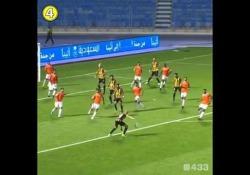 Prijovic segna in rovesciata come Ibrahimovic Nella partita di King Cup contro l'Al Safa in Arabia Saudita - Dalla Rete