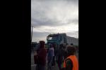 Corigliano, via alla messa in sicurezza del Crati: rientra la protesta degli abitanti di Thurio