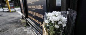 Il luogo dove due ragazze di 16 anni sono decedute dopo essere state investite