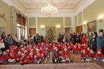 I bambini protagonisti del Natale in prefettura a Messina con canti e poesie