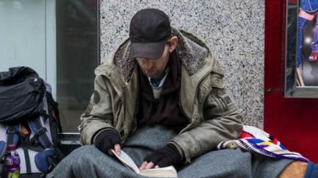 caritas, senzatetto, Reggio, Calabria, Cronaca