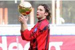 13 Dicembre 2004: Andriy Shevchenko vince il Pallone d'Oro