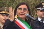 Il sindaco di Lattarico, Antonella Blandi
