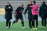 Reggina senza limiti, tre gol al Teramo e nona vittoria di fila: le foto della partita