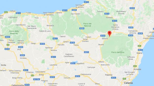 etna, terremoto, Sicilia, Cronaca