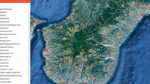città metropolitana reggio, viabilità, Reggio, Calabria, Economia