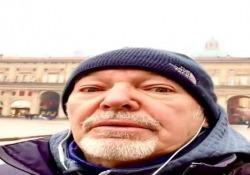 Vasco Rossi canta in piazza Maggiore a Bologna Il video su Instagram - Corriere Tv