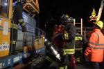 Incidente ferroviario fra Paola e Cosenza ma è solo un'esercitazione - Video