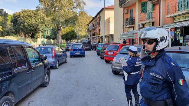 patente, vigili urbani, Messina, Sicilia, Cronaca