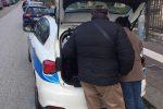 A Messina la polizia municipale denuncia due parcheggiatori abusivi recidivi