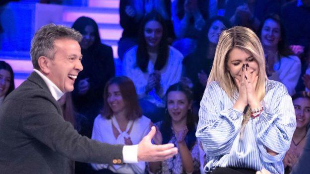 tv, Verissimo, Pupo, Wanda Nara, Sicilia, Società