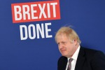 Brexit: oggi incontro tra Johnson e Von der Leyen a Londra