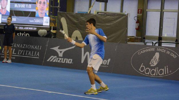 australian open, tennis, Fausto Tabacco, Messina, Sicilia, Sport