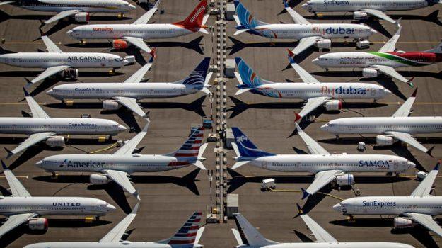 Boeing 737 Max, Ethiopian Airlines, Sebastiano Tusa, Sicilia, Mondo