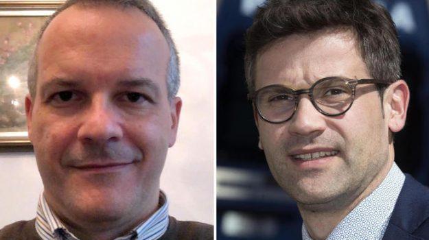 m5s, Gianluca Rospi, Gianluigi Paragone, Nunzio Angiola, Sicilia, Politica