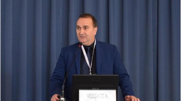 Antonio Giovanni Versace, Messina, Sicilia, Società