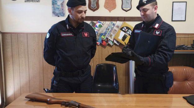 armi, canolo, Nicodemo La Rosa, Reggio, Calabria, Cronaca