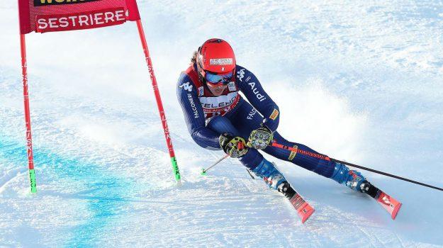 sci, slalom gigante, Federica Brignone, Sicilia, Sport