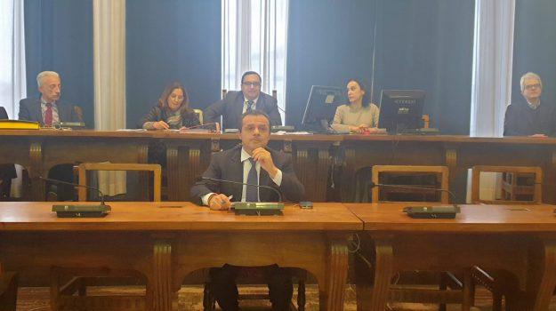 giunta messina, rimpaasto, Cateno De Luca, Enzo Trimarchi, pippo scattareggia, Messina, Sicilia, Politica