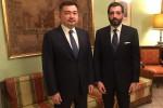 Inaugurata a Messina la sede del consolato del Kazakhstan
