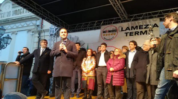 regionali in calabria, Luigi Di Maio, Catanzaro, Calabria, Politica
