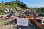 Messina, una discarica sulle sponde del torrente Zafferia: sequestrata l'area