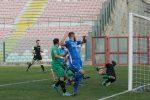 L'Fc Messina soffre e vince con la Palmese, Bevis firma l'1-0