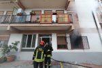 Messina, morto l'anziano rimasto intossicato nell'incendio di Capodanno a Paradiso