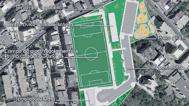 impianti sportivi, Reggio, Calabria, Economia