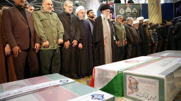 iran, iraq, Ali Khamenei, Qassem Soleimani, Sicilia, Mondo