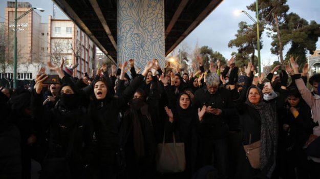 iran, proteste, usa, Donald Trump, Sicilia, Mondo