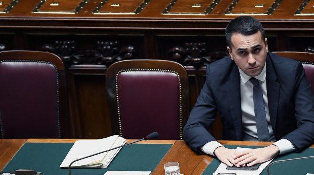 dimissioni, governo, m5s, ministri, Giancarlo Cancelleri, Luigi Di Maio, Roberta Lombardi, Vito Crimi, Sicilia, Politica