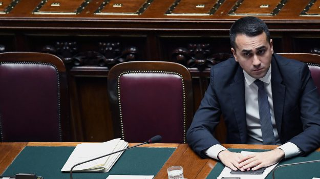 dimissioni, m5s, Luigi Di Maio, Sicilia, Politica