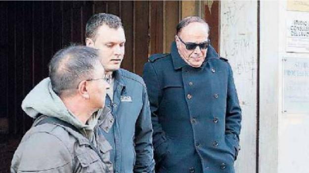 corruzione, Marco Petrini, Catanzaro, Calabria, Cronaca