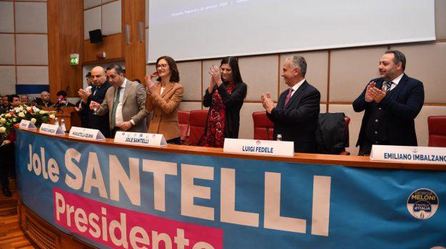 forza italia, regionali, Jole Santelli, Reggio, Calabria, Politica