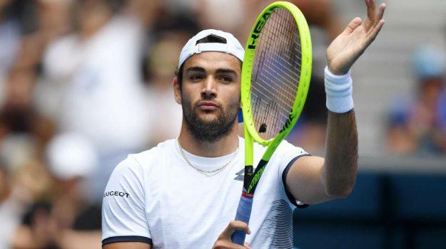 Atp Queen's, tennis, Alex de Minaur, Matteo Berrettini, Sicilia, Sport