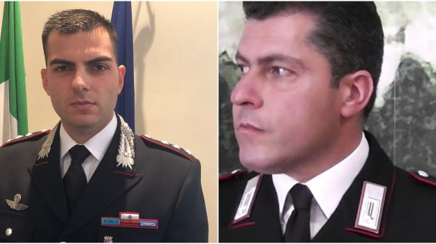 aggressione, carabinieri, carolei, Erminia Giorno, Giuseppe Merola, Ivan Pucci, Cosenza, Calabria, Cronaca