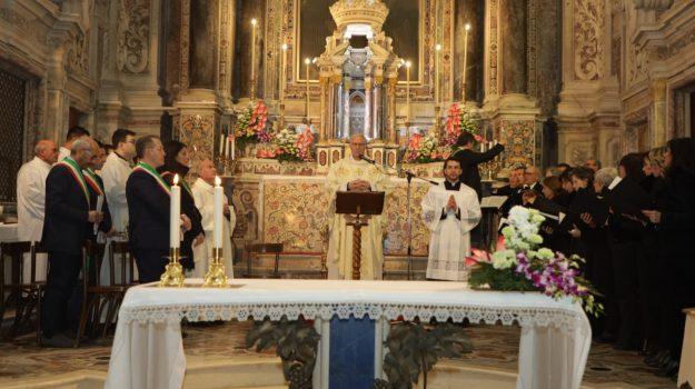 Accesa la lampada votiva per Santa Eustochia, Messina rinnova l'omaggio alla clarissa