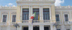 Palazzo Alvaro sede della Città Metropolitana di Reggio